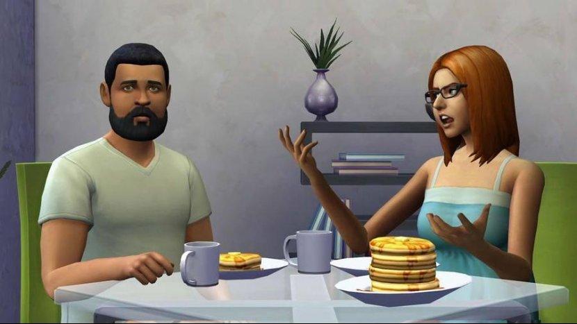 Превью The Sims 4