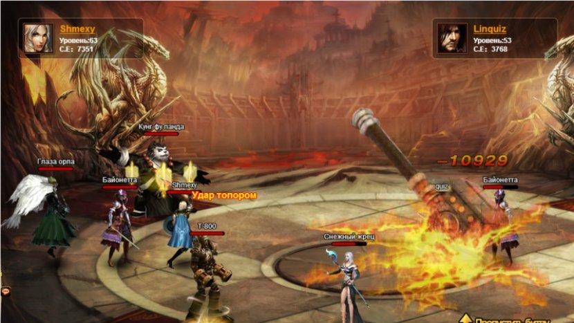 Платформа RBK Games объявила о запуске новой онлайн-игры Зов Дракона 2
