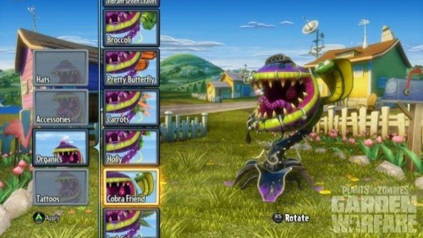 Plants vs. Zombies: Garden Warfare. Гайд по «Зелёной гвардии»