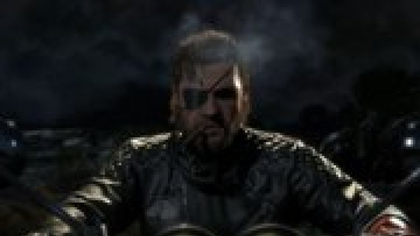 Metal Gear Solid V: The Phantom Pain. Превью