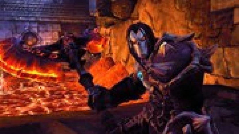 Darksiders II - Дополнительные задания: Элия