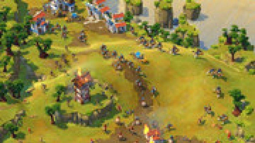 Age of Empires Online - Обзор игры