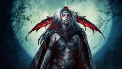 Baldur's Gate #32: Смерть Лорда-вампира Дэртмака - пати воинов рулит