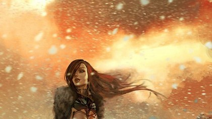 Icewind Dale #10: Развязка в эльфийских руинах и удивительная сущность Ларрель СТРИМ втроем