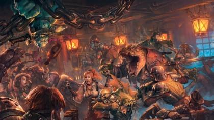 Icewind Dale #11: Подземелье дворфов заполонили дроу - сетевая втроем.