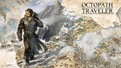 Octopath Traveler: За Олберика первый стрим: успеть