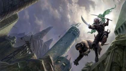 Baldur's Gate BWP: Сага о Дзирте: куда пропали Бренор и Кэтти-Бри - НАЧАЛО
