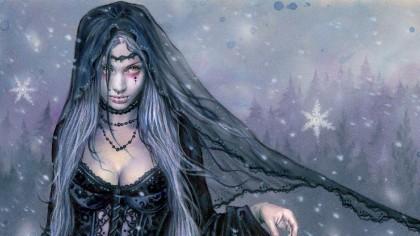 Icewind Dale: Heart of Winter - Провидица и бойня в Лагере варваров #7 (Live)