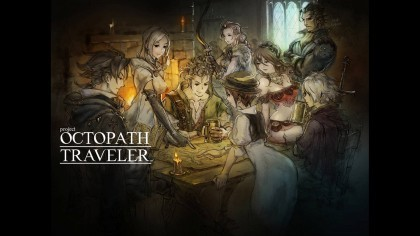 Octopath Traveler: Чилим! Свободное катание на расслабоне