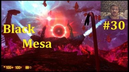 Half-Life Ремейк - Black Mesa Прохождение - Финал #30