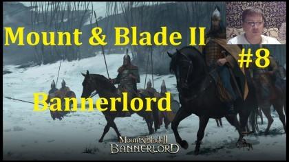 Mount & Blade II Bannerlord Прохождение - Расспросы про Нереция #8