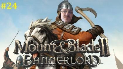 Mount & Blade II Bannerlord Прохождение - Неужели сюжет подвезли #24
