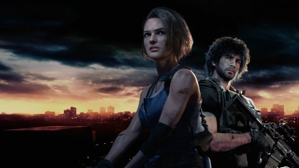 Resident Evil 3 Remake - НАЧАЛО | В ремейк РЕ3 завезли русский мат | ЖЕСТЬ