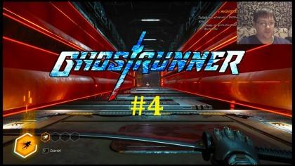 Прохождение Ghostrunner - Новые противники #4