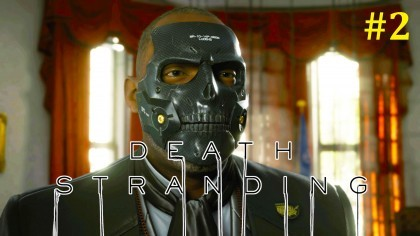 Death Stranding Прохождение - Президент #2