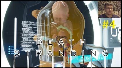 Death Stranding Прохождение - Подключаем электростанцию #4