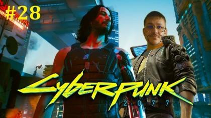 Cyberpunk 2077 Прохождение - Незаконченная Секретная концовка #28
