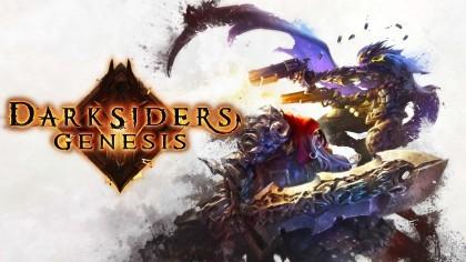 Darksiders Genesis Прохождение - Крепость Самаэля #1