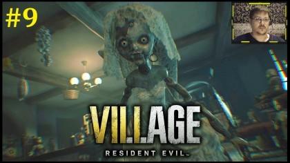 Resident Evil Village Прохождение - Страшный подвал #9