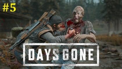 блог по игре Days Gone