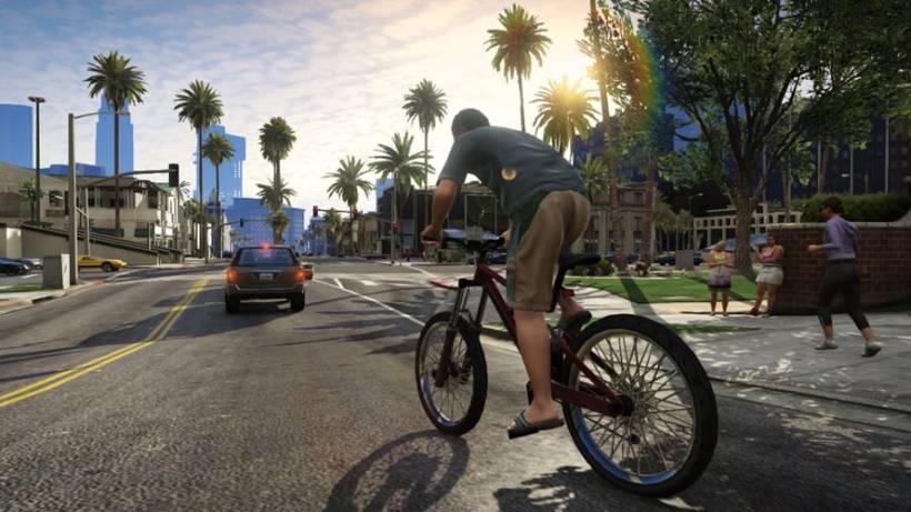 Как бандиты помогают создавать Grand Theft Auto V