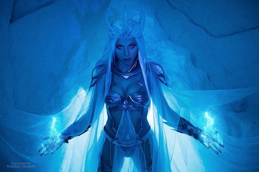 Косплей — «Легенда: Наследие драконов»