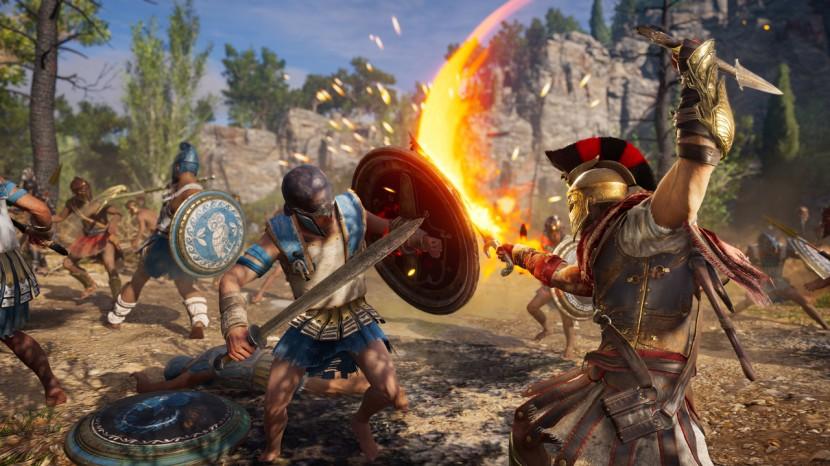 Хакеры обошли уникальную защиту «Assassin's Creed: Odyssey» и выложили полную версию игры в открытый доступ