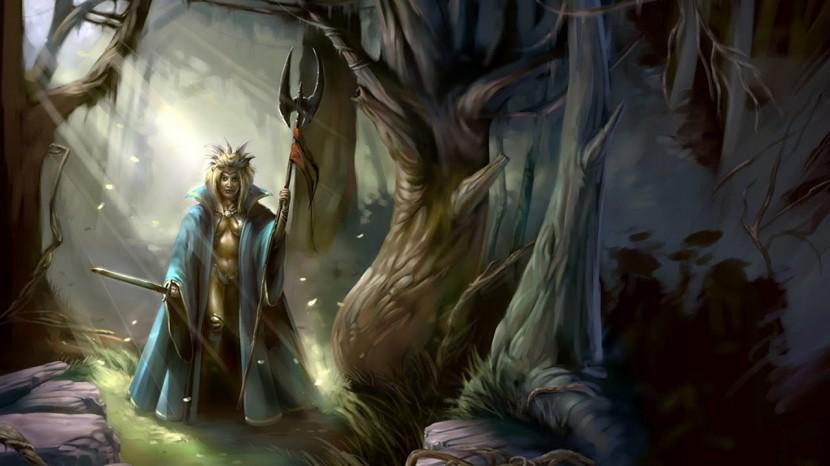 Baldur's Gate #21: Разборки друидов, разбитое сердце Имоен и тайные сны