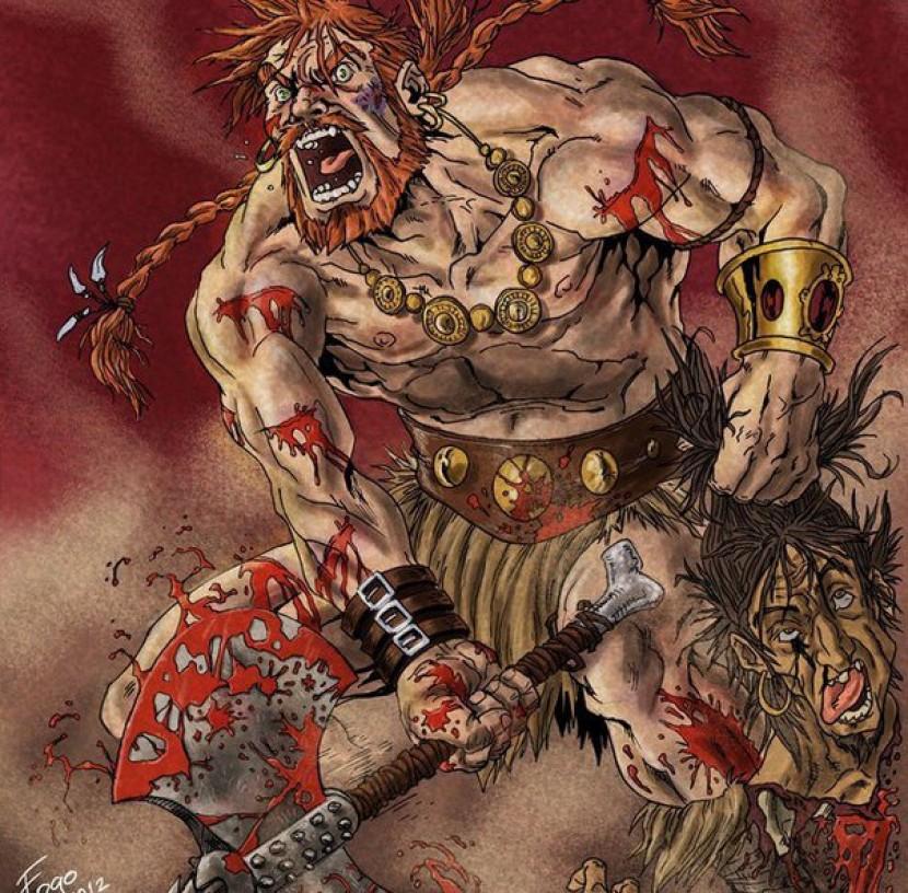 Crusader Kings 2: Падение Судреяра и одноногий Берсерк #5