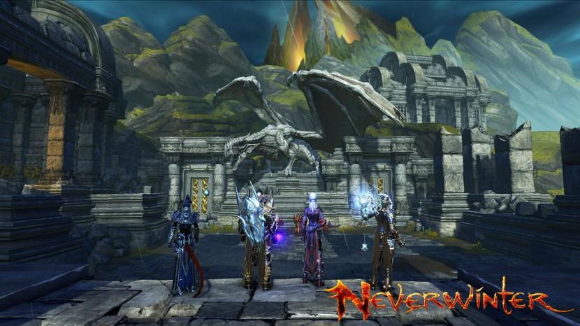 Neverwinter MMORPG
