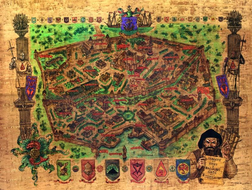 Baldur's Gate #34: 100500 диалогов и эпичная трактирная драка