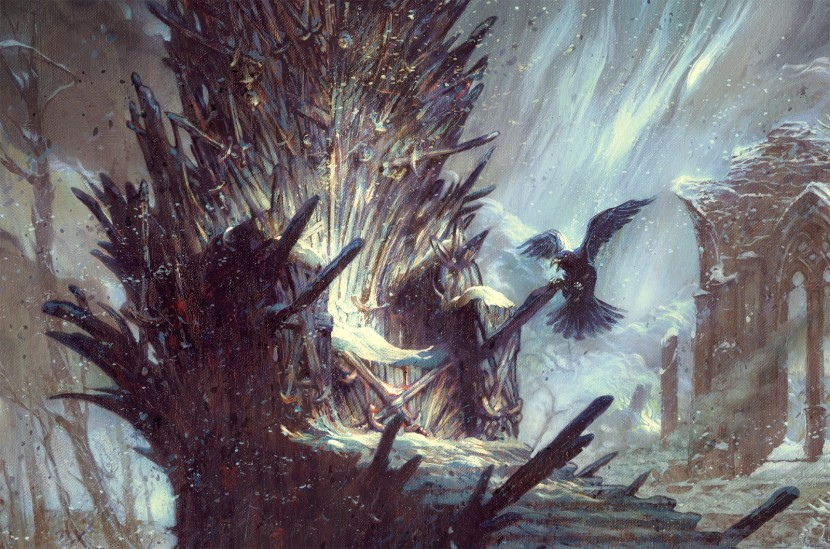 Crusader Kings 2 Игра престолов #5 - Железный трон на грани