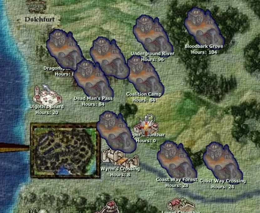 Baldur's Gate: Хай энд контент модов Big World Project НАЧАЛО