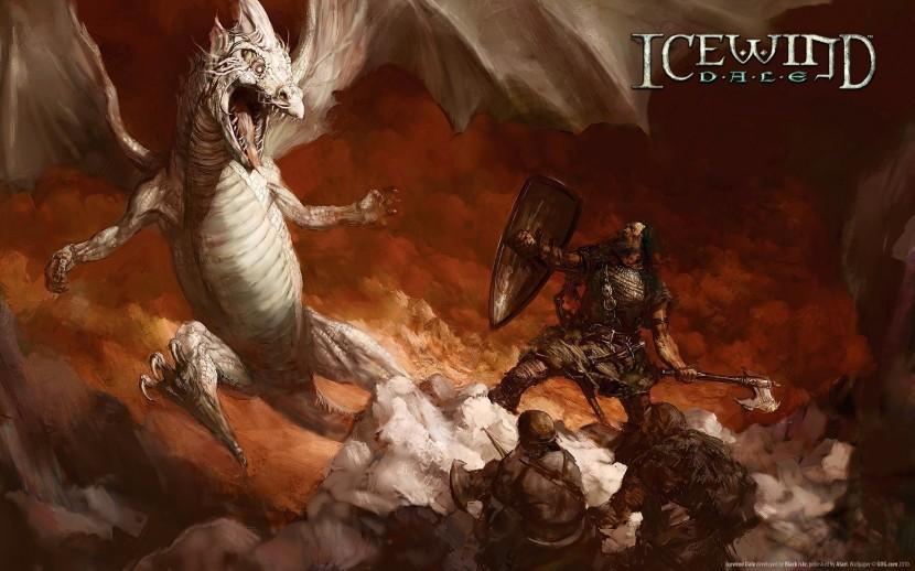 Icewind Dale #13: Тимс наедине с Долиной ледяного ветра