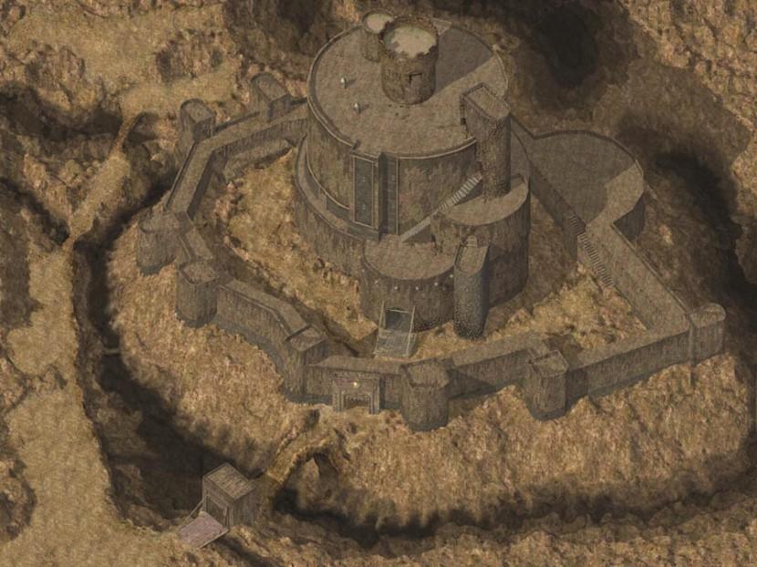 Baldur's Gate Big World Project: Башня Дурлага - НАЧАЛО под 39 t на градуснике #5 (Live)