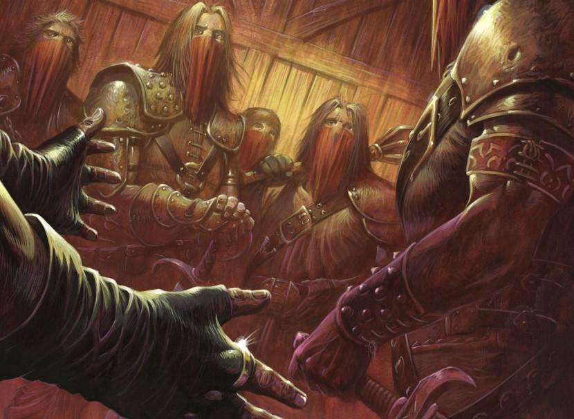 Baldur's Gate BWP: Культисты и прочая лабуда на границе старта Саги о Дзирте
