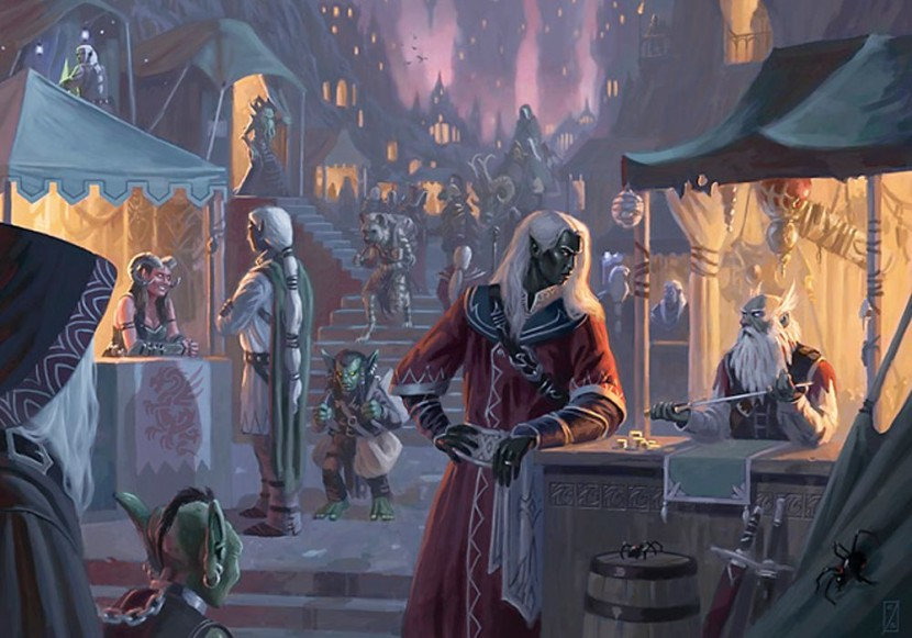 Baldur's Gate BWP: Спасательная операция в подземной тюрьме дуэргаров и дроу #11