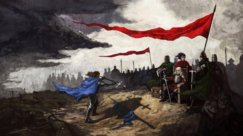 Crusader Kings 2 AGOT: Клиганы покорили Ланниспорт #9