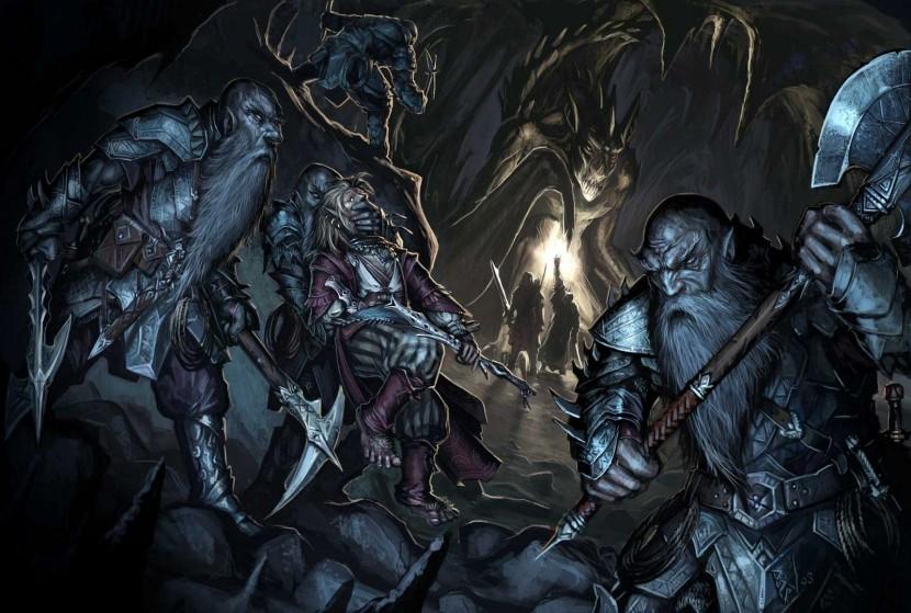 Baldur's Gate BWP: Имба ассасины-дуэргары, политика, женщины и спорт #12