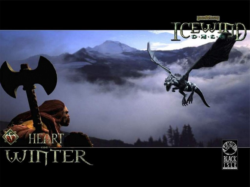 Icewind Dale: Heart of Winter - Разборки в Лонливуде и Море плавучих льдов #8 (Live)