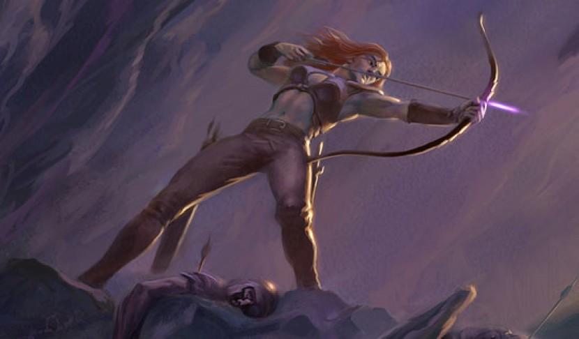 Baldur's Gate BWP: Сага о Дзирте: За Кэти-Бри vs Джарлакс, Энтрери и Эррту