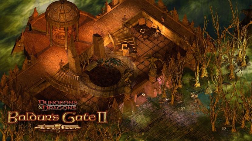 Прохождение Baldur's Gate 2 EE: воин-маг и БЕЗУМНАЯ сложность - НАЧАЛО