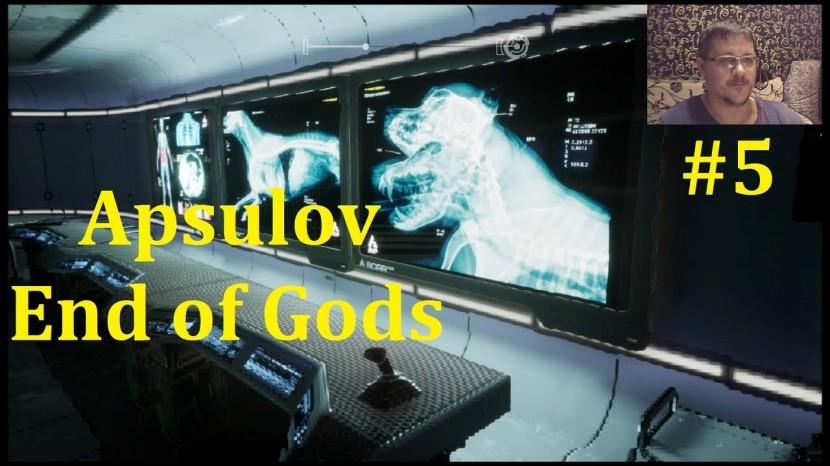 Apsulov: End of Gods Прохождение - Волк #5