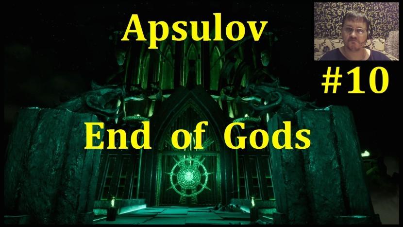Apsulov: End of Gods Прохождение - Храм богини Хель #10