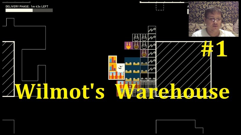 Wilmot's Warehouse - Грузчик на складе #1