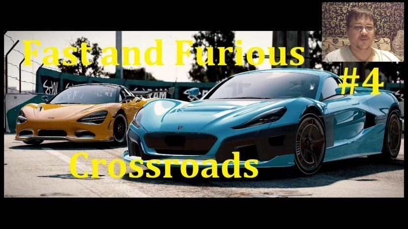 Fast and Furious Crossroads Прохождение - Напряженная гонка #4