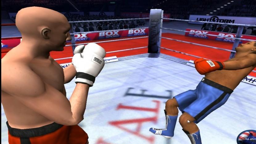 Worldwide Boxing Manager: Нокауты и первый пояс   старт карьеры - НАЧАЛО