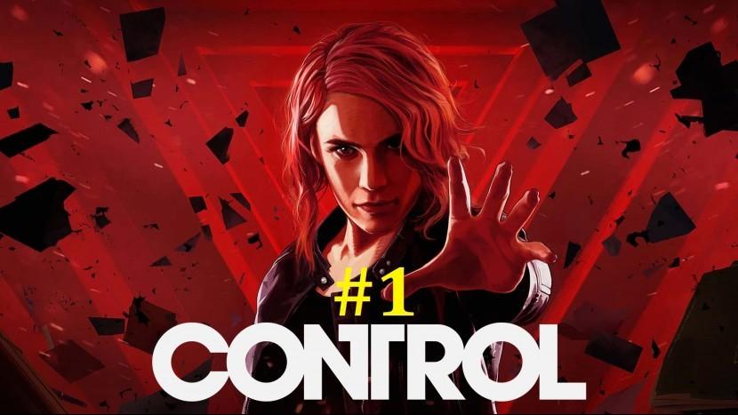 Control Прохождение - Сразу в директора #1