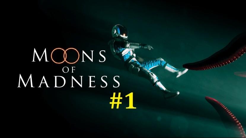 Moons of Madness Прохождение - Марсианские будни #1