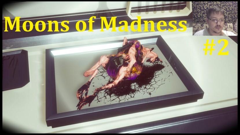 Moons of Madness Прохождение - Затопленная теплица #2